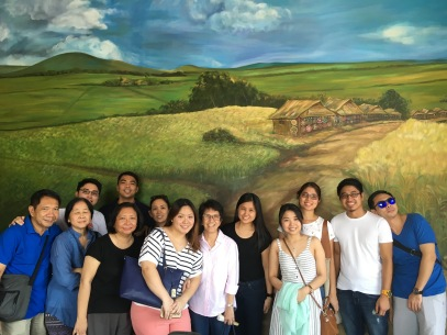 Our trip to Tarlac with sibs, parents, cousins and titas.