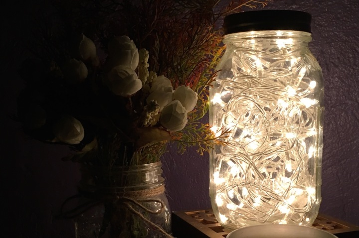 Projects: Table Lamp for the BedSide