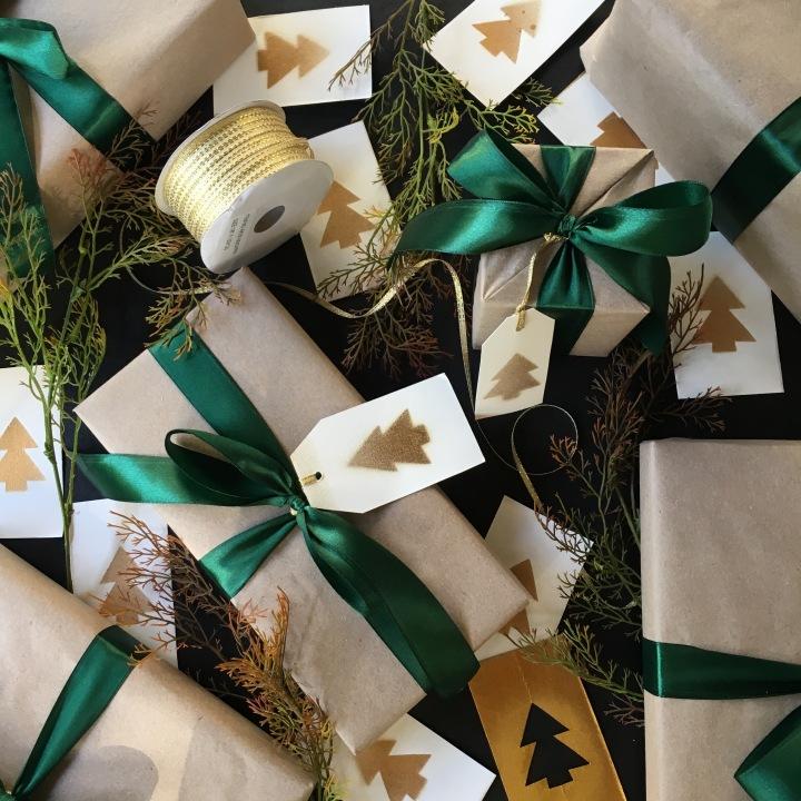 DIY: Wrapping UpChristmas