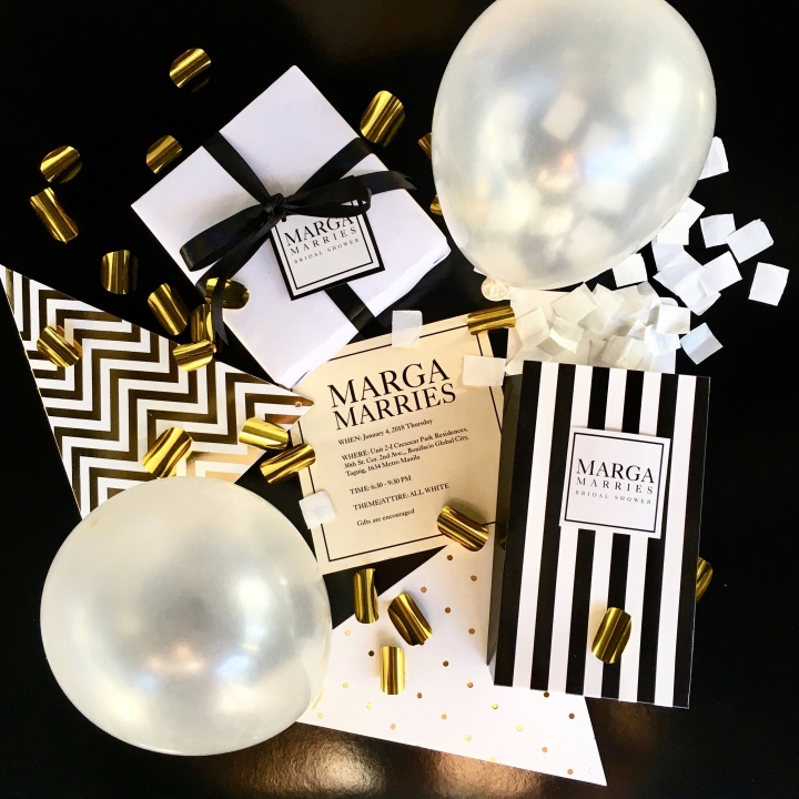 Marga Marries: Bridal Shower SpaParty!