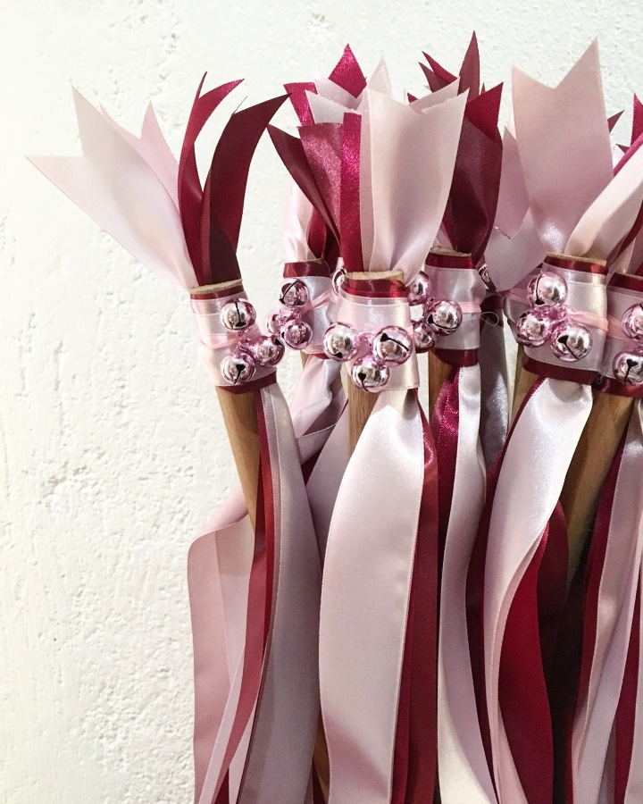DIY: Wedding Wands